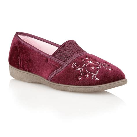 lotus shoes lotus slippers alisabethe plum slippers slippers from