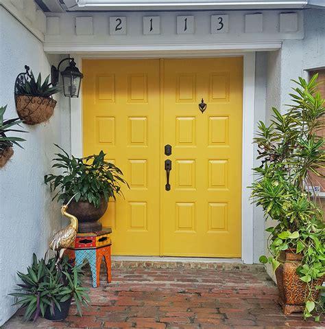 orange front door your wish is my command pinterest door painting ideas www pixshark com images galleries