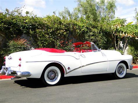 1953 buick convertible 1953 buick skylark convertible 96395