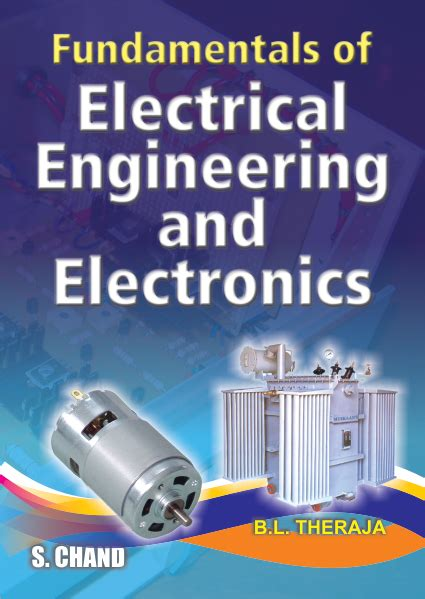 reference books electrical technology fundamental of electrical engineering and by b l theraja