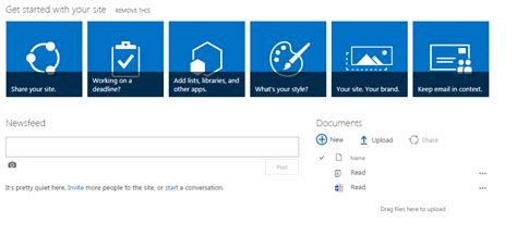 Office 365 News Feed Newsfeed In Sharepoint 2013 And Office 365