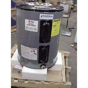 Rheem Rheemglas Fury 82V40 2 40 Gallon Electric Hot Water Heater 240V