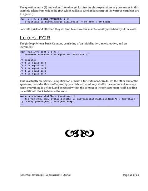javascript pattern syntax essential javascript a javascript tutorial