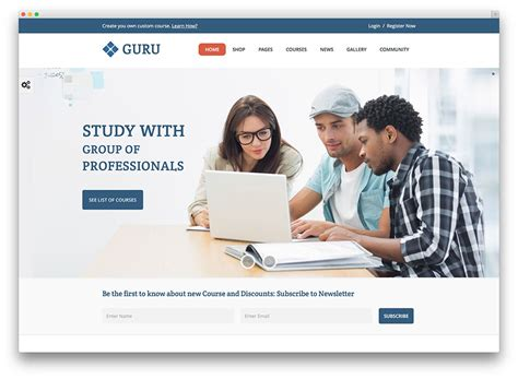 wordpress themes for computer institute free download top 10 best wordpress education themes 2017