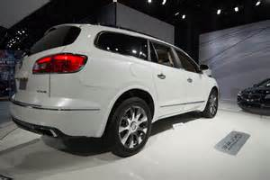 2016 Buick Enclave Redesign The All New 2016 Buick Enclave Redesign Specs Review
