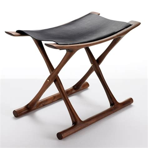 beautiful folding chairs ole wanscher for carl hansen s 248 n the egyptian folding