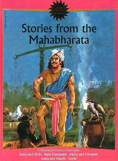 mahabharata picture book stories from the mahabharata hardcover comic book
