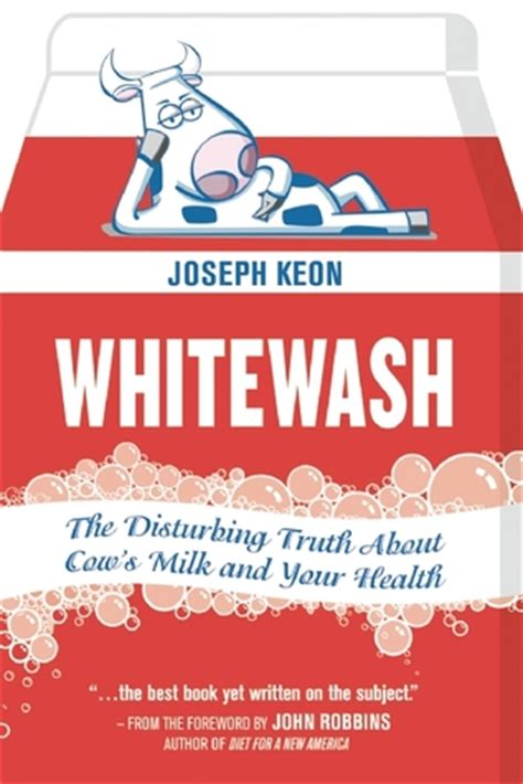 s milks books whitewash the disturbing about cow s milk and your