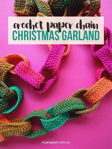 Paper Garland Pattern