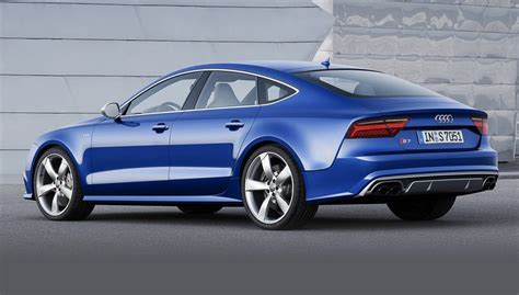 Audi Drives Itself by Audi A7 Sportback Drives Itself To Consumer Electronics Show