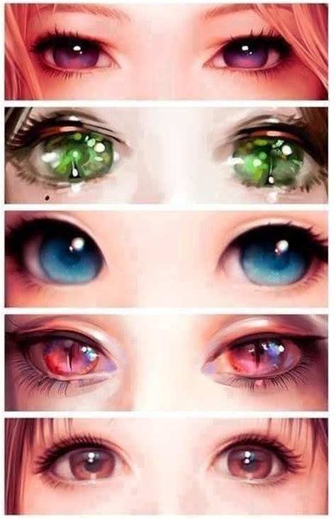 pretty eyes 資料 顔絵 pinterest beautiful gaia