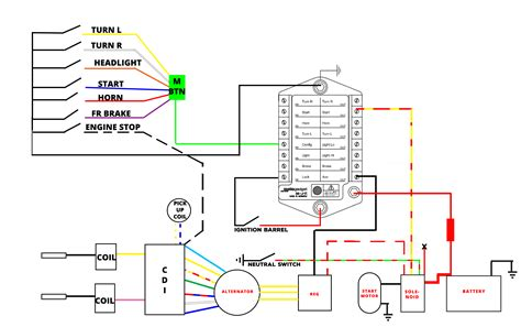 cx  unit  button wiring diagram  cdi  cxa