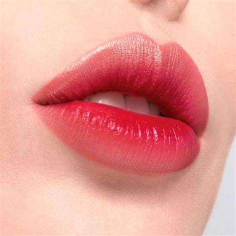 Lipstik Gradasi 4 cara mudah membuat bibir ombre ala artis korea womantalk