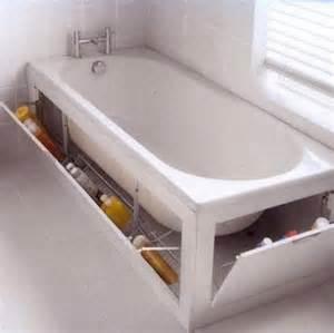 Recessed Bathroom Shelving » New Home Design