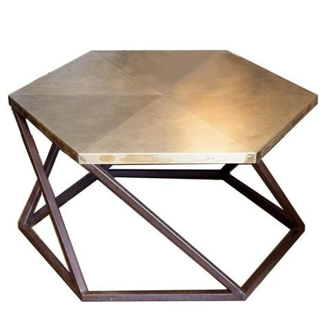 Exclusive Coffee Tables Exclusive Brass Coffee Table With An Design For Sale At 1stdibs