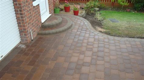 block paving patio driveways in bolton driveways in chorley