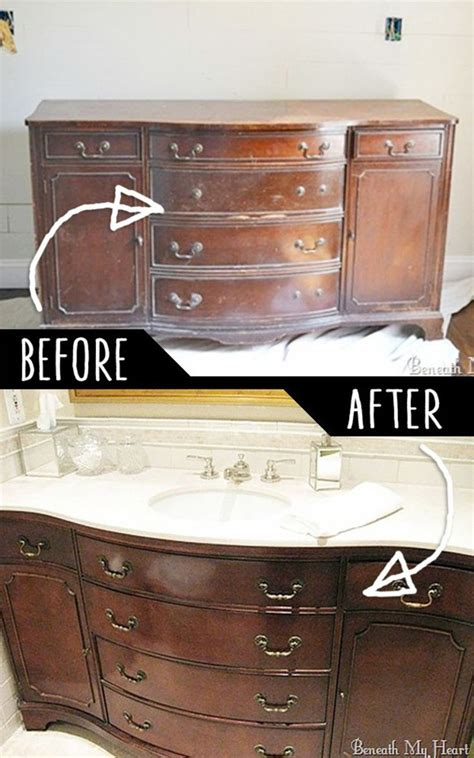 dresser made into bathroom vanity 1000 ideas about dresser to vanity on pinterest