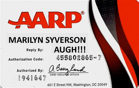aarp card template september 171 2011 171 family of conversations