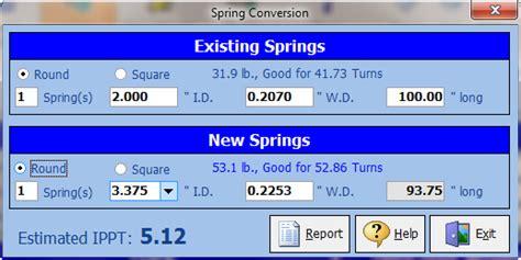 Door Conversion Chart Enchanting Sc 1 St Howevilis Me Garage Door Torsion Calculator