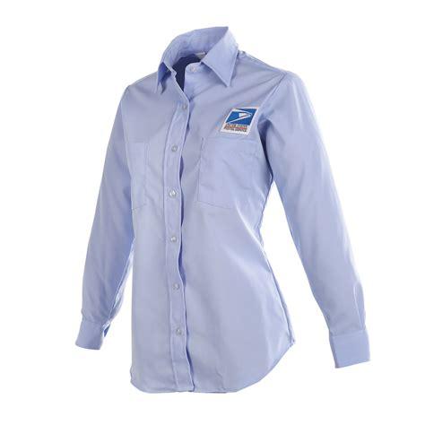Letter Sleeve Shirt postal shirt womens sleeve for letter carrie