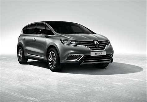 renault espace 2015 renault debuts the fifth generation 2015 espace