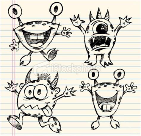 doodle monsters doodle monsters doodles