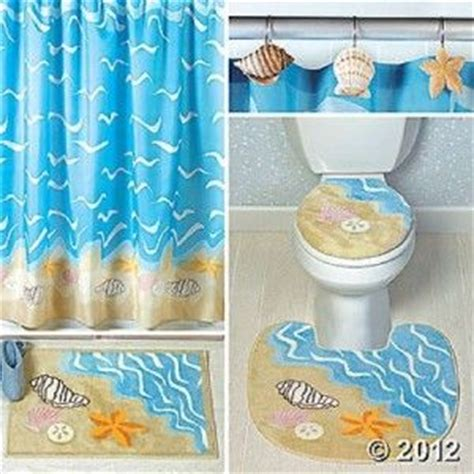 Complete Bathroom Decor 25 Best Ideas About Seashell Bathroom Decor On