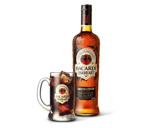 captain spiced rum mixers bacard 205 oakheart wins best tasting spiced rum captain