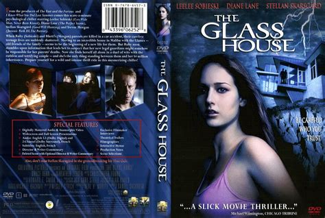 the glass house 2001 covers box sk the glass house 2001 high quality
