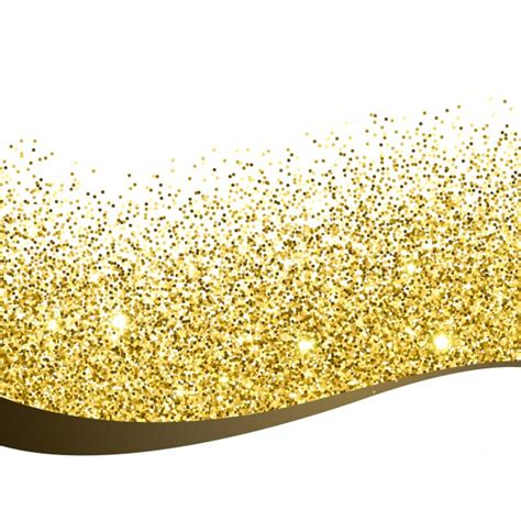 glitter vectors photos and psd files free download wave background and golden glitter vector free download