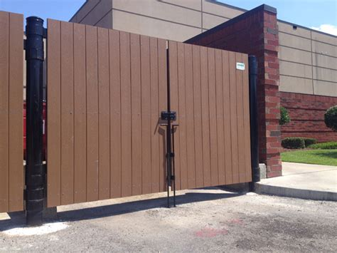 dumpster enclosure commercial dumpster enclosure gates fences seegars