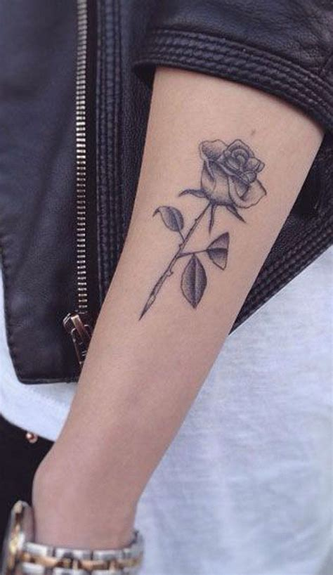 tasteful small tattoos 50 beautiful ideas small flowers