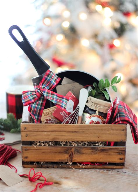 christmas breakfast easy hostess gift
