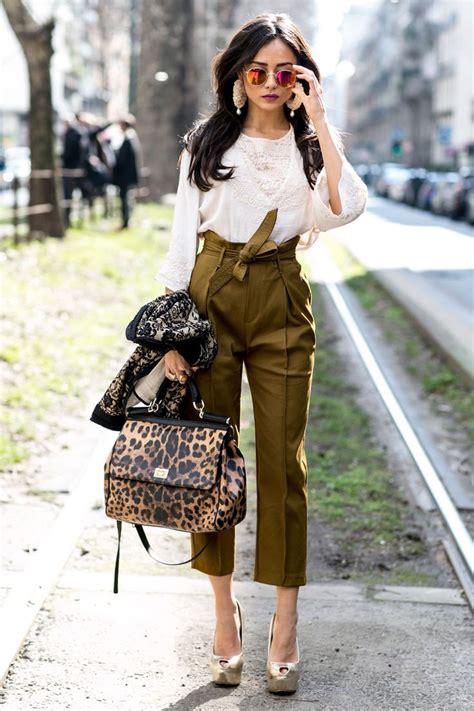 style green ilkbahar modasi casual bayan giyim kombinleri 2015 9