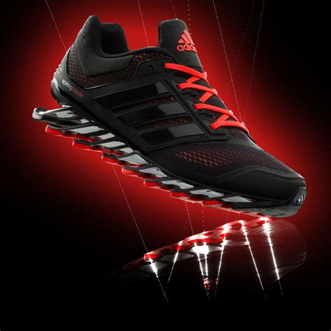 Adidas Springblade 16 adidas springblade drive mens black running cushioned