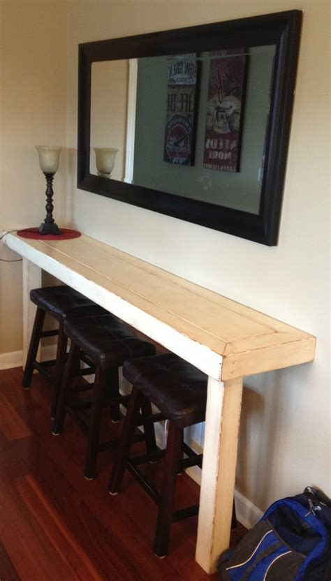Diy Breakfast Bar Table How To Choose Dining Tables For Small Spaces