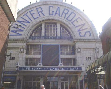blackpool winter gardens postcode projects