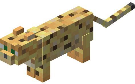 Minecraft Papercraft Ocelot - ocelot official minecraft wiki