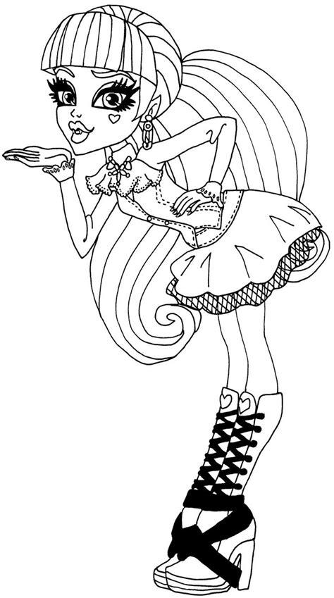 draculaura by elfkena on deviantart