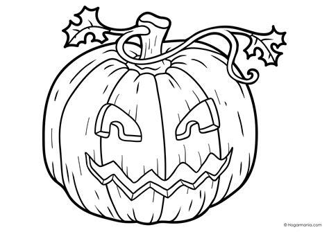 dibujos de calabazas para halloween dibujos de calabazas para colorear 1