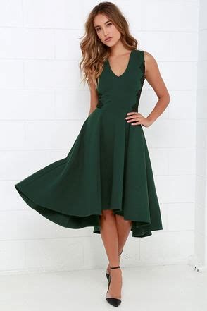 Best 25 Wedding Guest Dresses Smileydot Us Lovely Green Dress Lace Dress Midi Dress High
