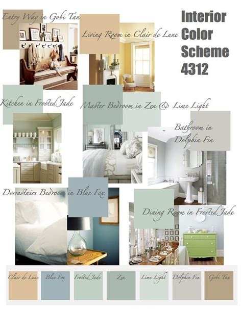 color palette for home interiors 1000 ideas about behr paint coupons on