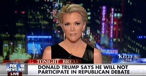 how fox news megyn kelly got duped by a fake human fox s megyn kelly responds to trump pulling out of fox