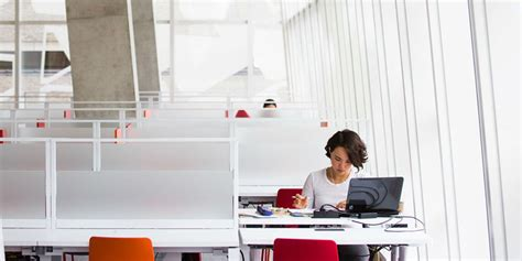 How To Apply Graduate Ryerson University Student Working At Desk