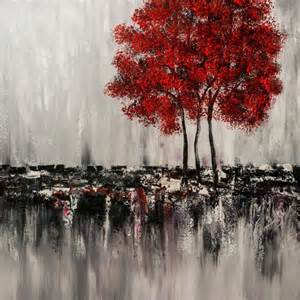 Wall Decor Paintings Best 25 Abstract Tree Painting Ideas On Pinterest