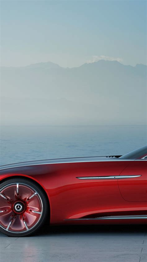 wallpaper vision mercedes maybach 6 electric cars luxury