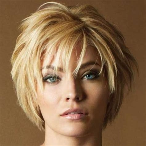 best hair styles for round faces over 30 years hairstyles for women over 65 with round face