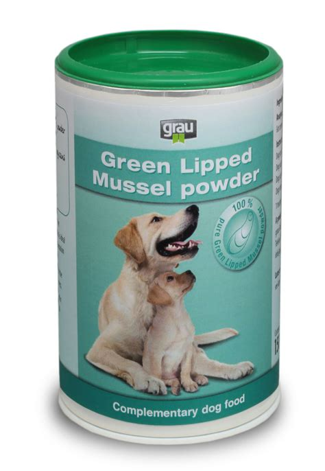 green lipped mussel for dogs holistic pet products green lipped mussel powder