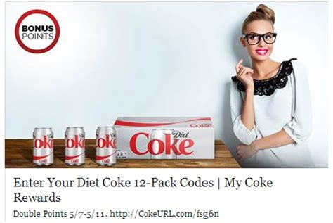 Coke Rewards Hotel Gift Card - double points with my coke rewards now through may 11th points miles martinis