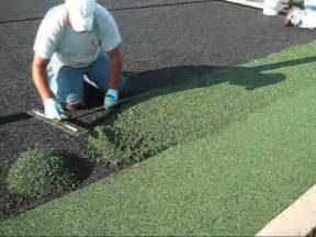 Backyard Playground Mulch Rubber Ground Installed In Playground Youtube